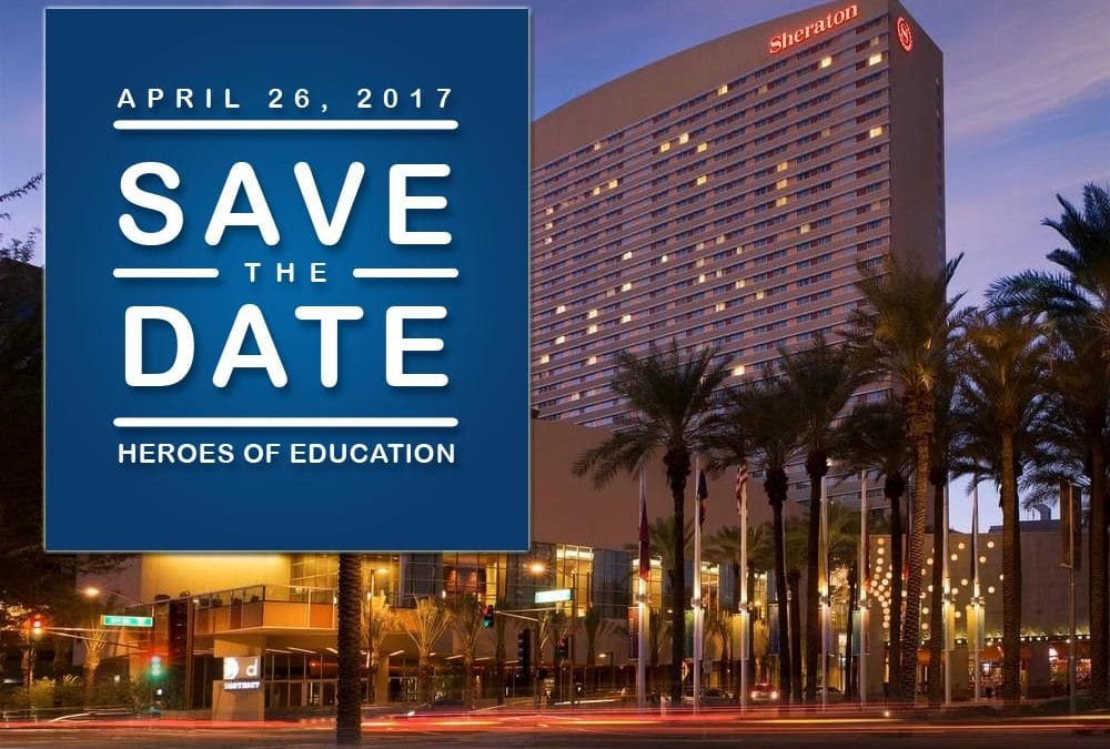 Heroes of Education Announces 2017 Date