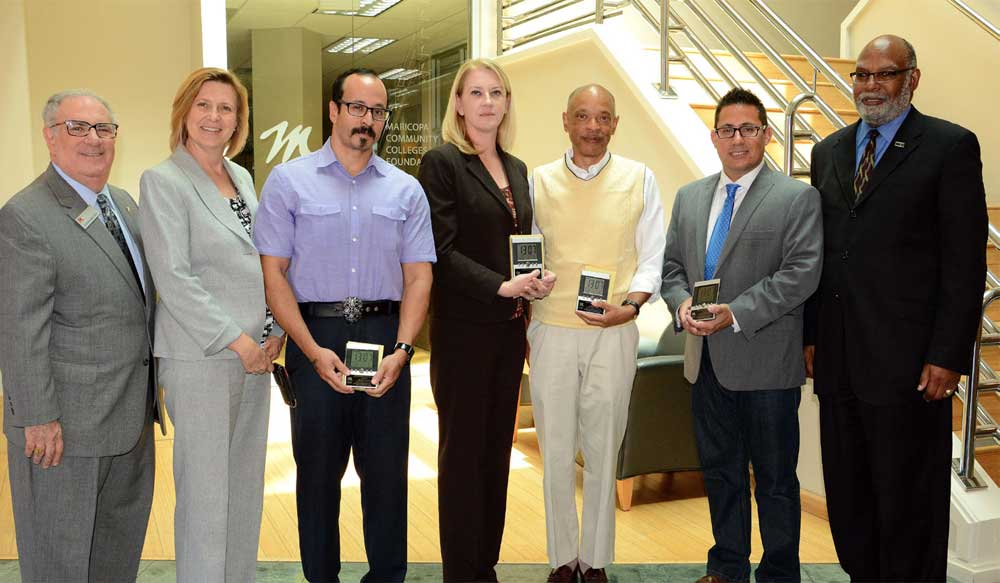 Five Honored at Annual Employee Recognition Luncheon