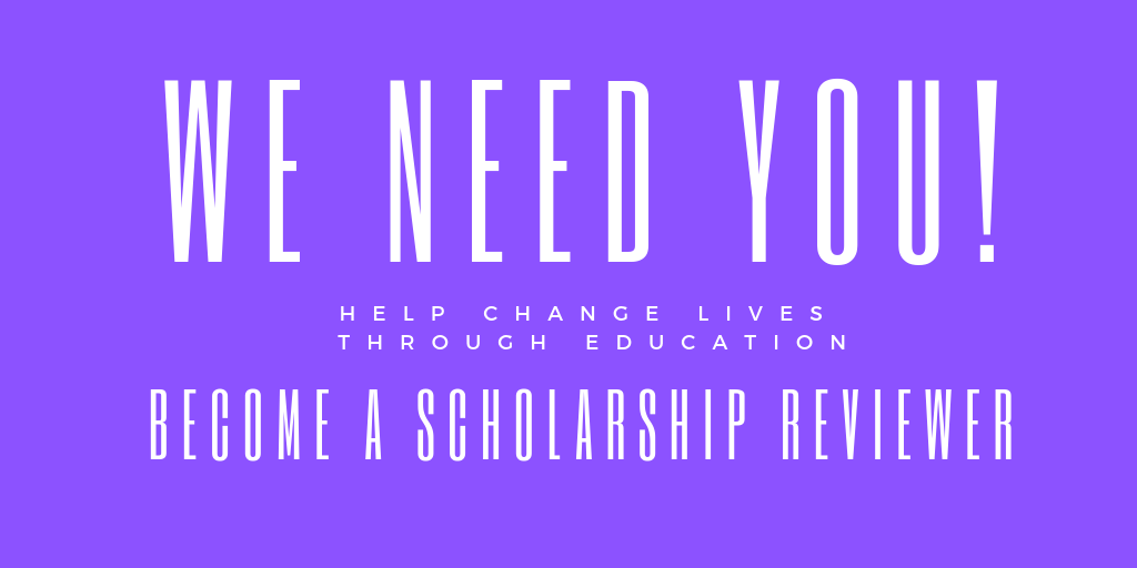 Become A Scholarship Reviewer
