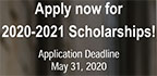 Apply Now For Scholarships: Deadline Extended Until May 31, 2020