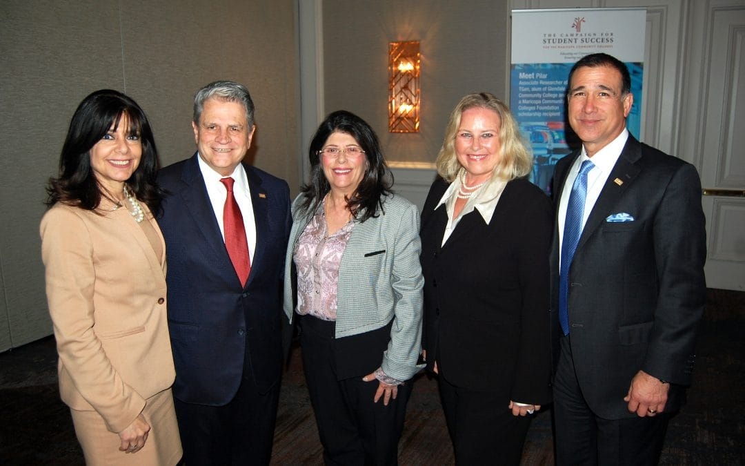 Maricopa Community Colleges Foundation Announces Dr. Ioanna Morfessis to be honored at 12th Annual Heroes of Education Event