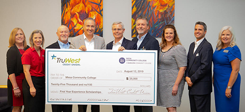 Financial Institution Provides Scholarships for First-Generation Students