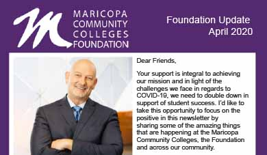 April Issue of Foundation Newsletter Now Available